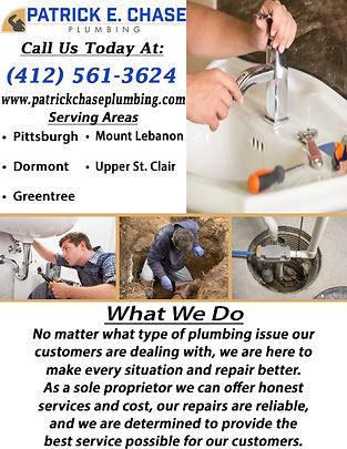 Patrick Chase Plumbing & Heating Correct