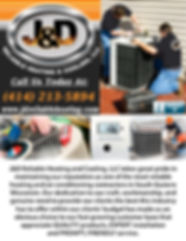 J & D Reliable Heating and Cooling LLC.j