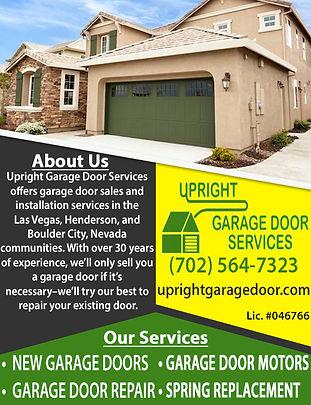 Upright Garage Door Services 2 correctio