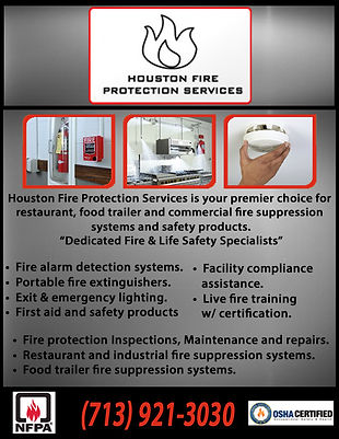 Houston Fire Protection Services Correct