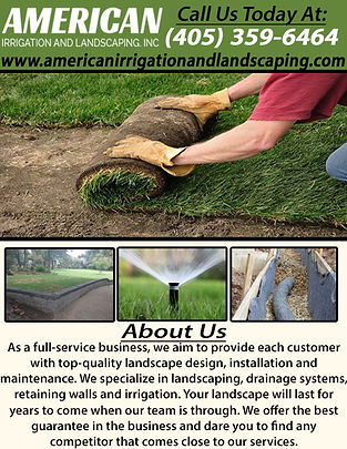 American Irrigation And Landscaping Inc.