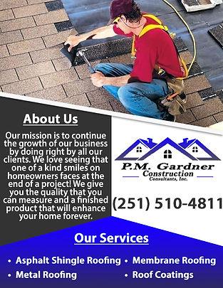 P.M. Gardner Construction Consultants, I