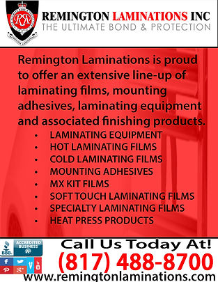 Remington Laminations.jpg