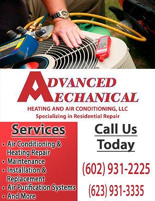 Advanced Mechanical Heating & Air Condit