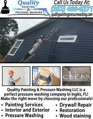 Quality Painting and Pressure Washing, L