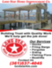 Lone Star Home Improvement Co. Correctio