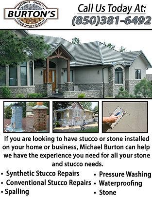 Burton's Quality Stucco and Stone, LLC.j
