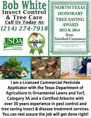Bob White Insect Control and Tree Care.j