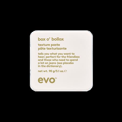 box o' bollox - texture paste