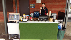 Game Day BBQ and great Coffee!