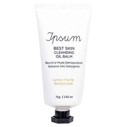 Ipsum Best Skin Cleansing Oil Balm