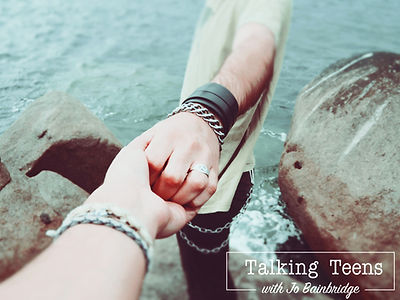 teen relationships Talking Teens Jo Bainbridge