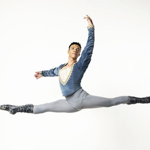 DANCE  ‣ Dancer of the Month, August - Fábio Mariano