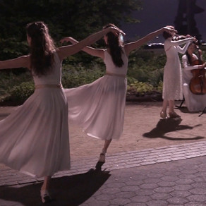 DANCE  ‣ Ballet Is Woman - NYC Ballet Dancers and Musicians in a Stellar Collaboration