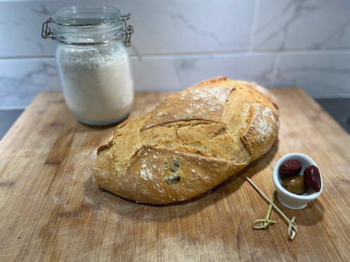 Mixed Olive Bloomer