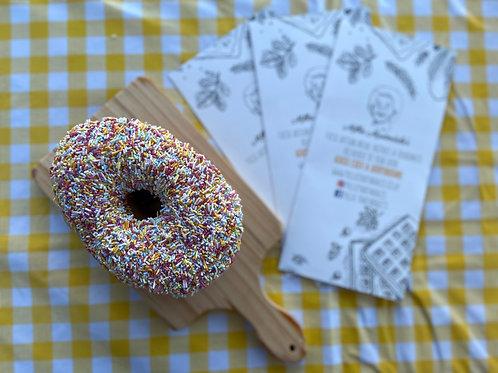 100s & 1000s Ring Doughnuts - Box of 4