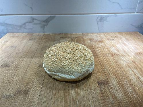 Sesame Burger Buns x 4