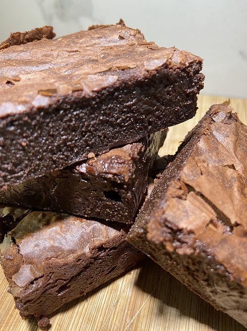 Ultimate Chocolate Brownies x 4