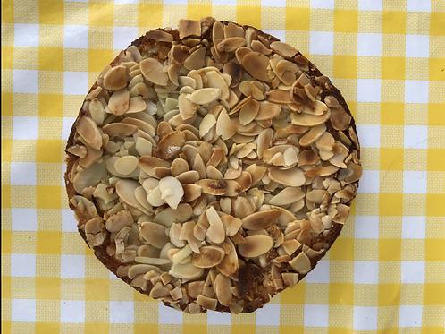 Spiced Apple & Almond Tart 6''