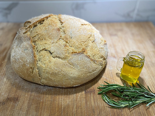 Olive Oil & Rosemary Cob