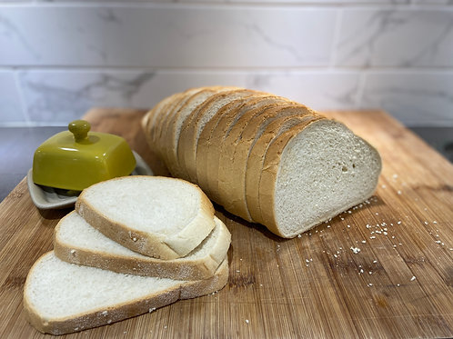 Sliced White Bloomer