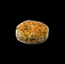 6'' Garlic & Cheese Focaccia