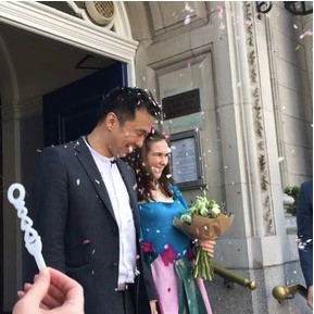 Bespoke Queen Titania fairy wedding dresses... and my low stress, low cost, vegan, teetotal wedding.