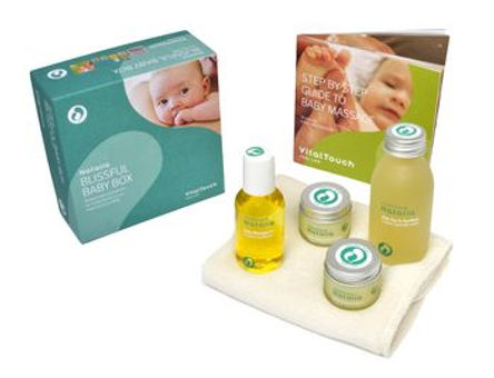 vegan baby gift box