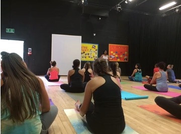 Richmond Yoga and Vegan Festival, Yogific