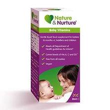 vegan baby vitamins