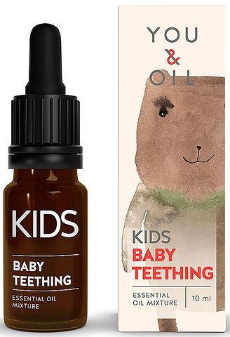vegan natural teething remedy