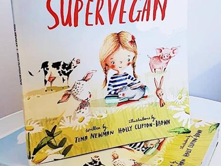 Vivi the Supervegan Newsflash
