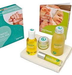 vegan parent's gift box