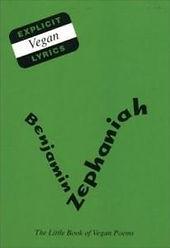 vegan kids book poetry