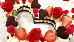 Cream tart al cocco e cioccolato