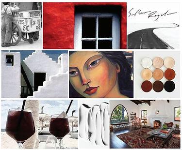 Miguel Martinez Fine Art Vision Board