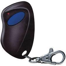 Monarch 318MHZ Linear 1 Button Keychain Remote