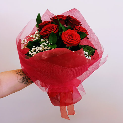 Love Notes -  Red Roses