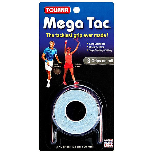 Tourna Grip (Tacky) 3 Pack