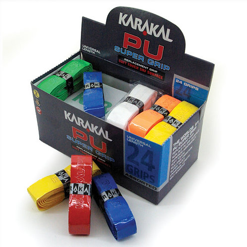 Karakal PU Super Grip 24 Pieces (Full Box)