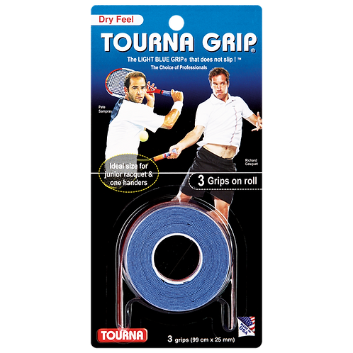 Tourna Grip (Dry) 3 Pack