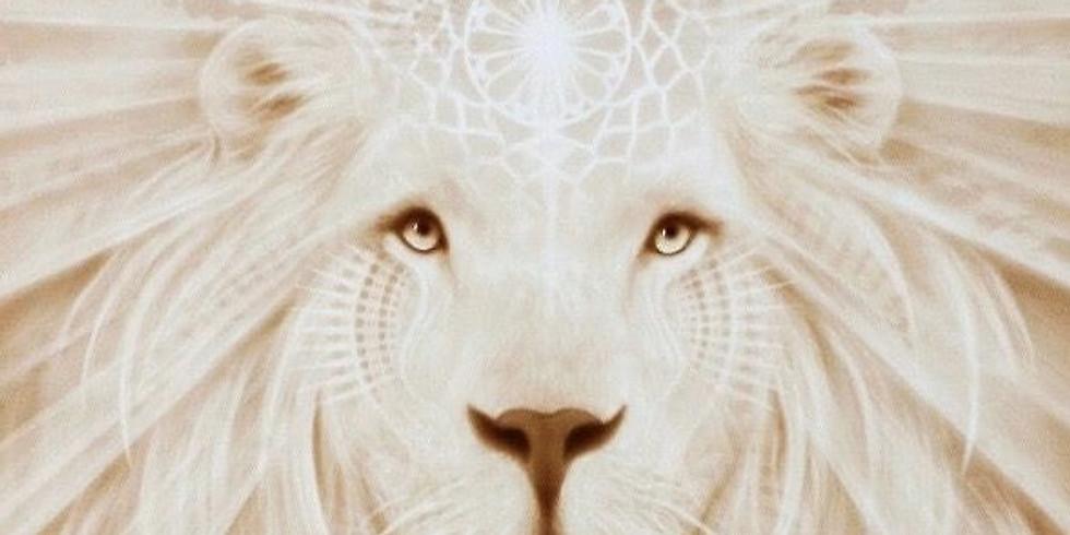 GOLDEN WHITE LIONS GATE WEBINAR ACTIVATION SERIES - 5 WEEK