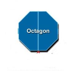 Octagon Vinyl Covers