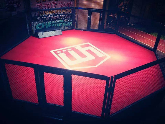 Promoter's Octagon Cage Package
