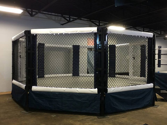 Octagon Competition Cages