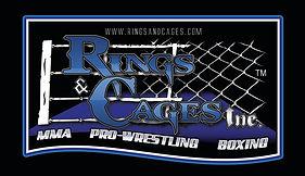MMA Cage logo