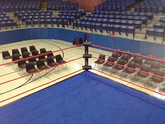 Wrestling Ring Corner Cushions