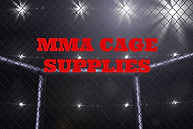 MMA Cage Supplies