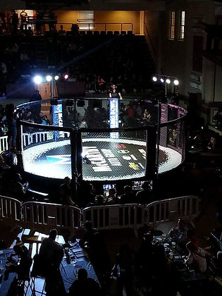 Promoter's Round Cage Package
