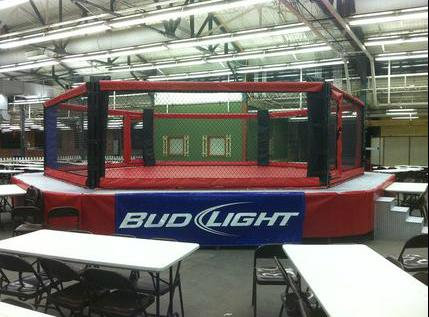 Promoters Hexagon Cage Package